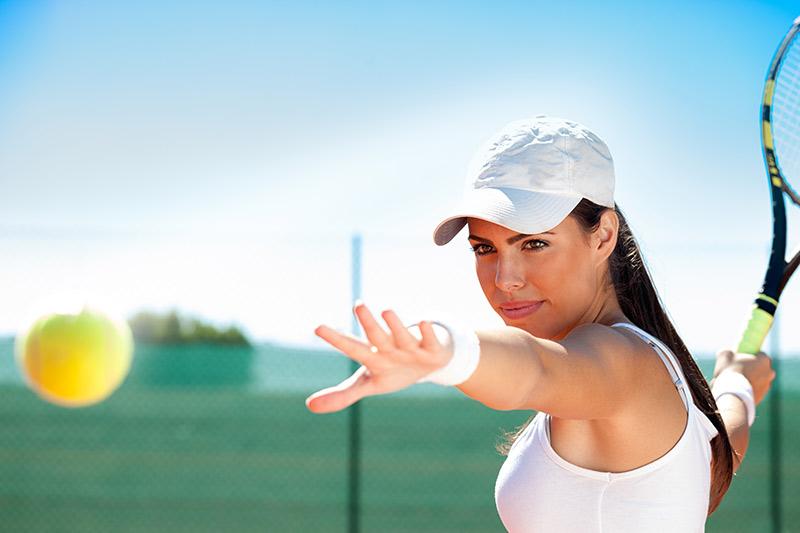 Playing the Game: Tennis as Metaphor