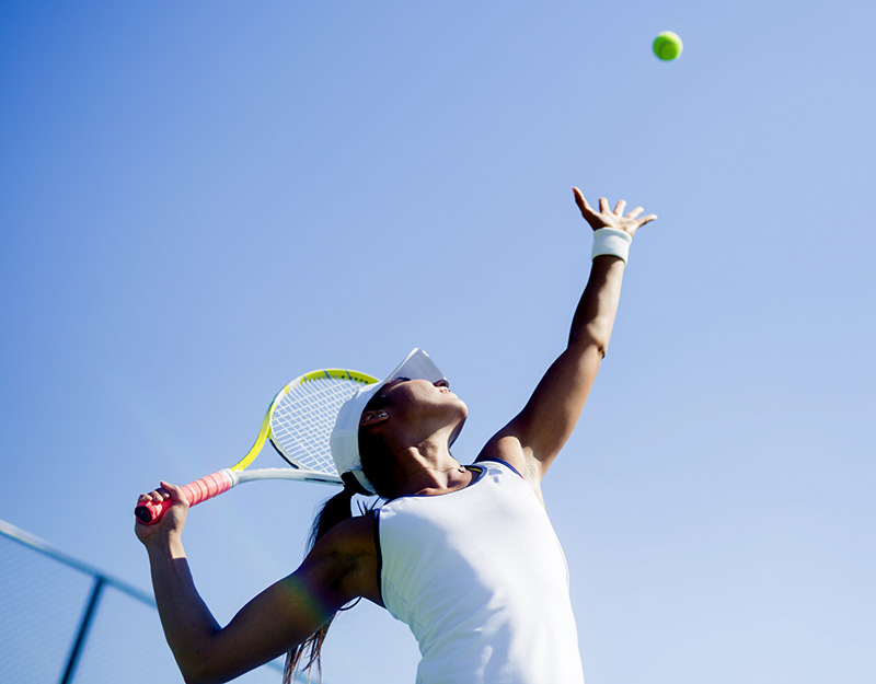 Playing the Game: Tennis as Metaphor