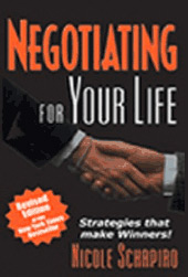 Nicole Schapiro - Negotiating For Your Life